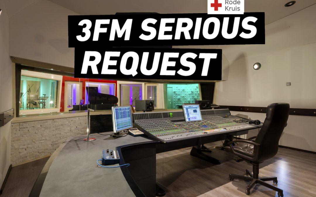LEF studios steunt 3FM Serious Request